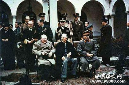 美苏冷战历史简介美苏冷战的结果和历史影响