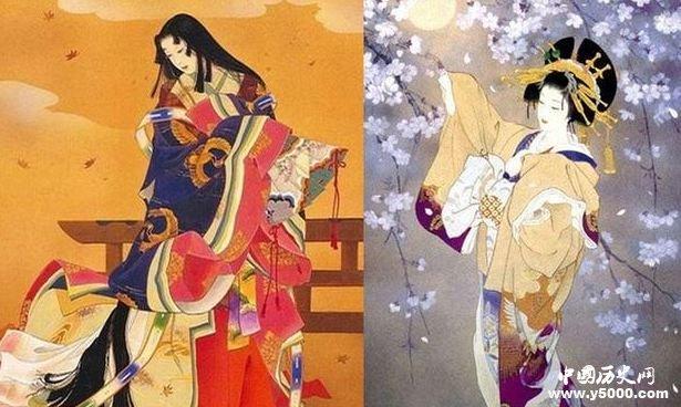 日本和服背后的包袱是用来做什么的?