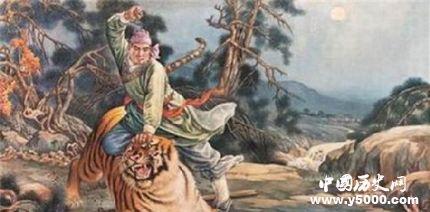 武松生平简介武松的故事武松的结局如何?