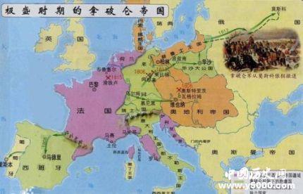 法兰西第一帝国发展历史简介法兰西第一帝国的性质是什么?