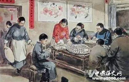 过年为什么要吃饺子春节吃饺子的传说历史由来原因介绍